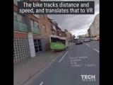 Пользователь VR проехал всю Великобританию, не выходя из дома