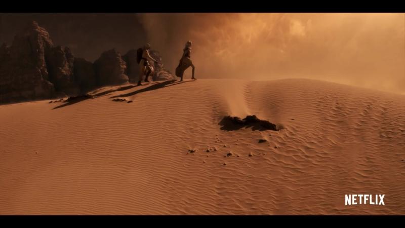 Сериал Звёздный путь: Дискавери - второй трейлер. (Дата показа 24 сентября)