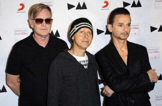 Концерт Depeche Mode в Москве 2017 года