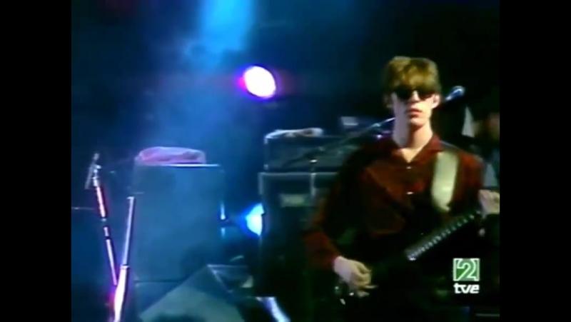 The Psychedelic Furs - Love My Way (Live at La Edad de Oro Roma Studios, Madrid, Spain)