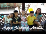 Amelia's Birthday (Camp 2017)