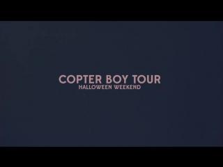 Apashe - Copter Boy Tour / Halloween Weekend