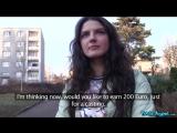 Francesca Dicaprio HD 1080, all sex, POV, public, new porn 2017