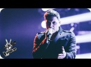 Vangelis performs 'Beautiful': The Live Semi-Final - The Voice UK 2016