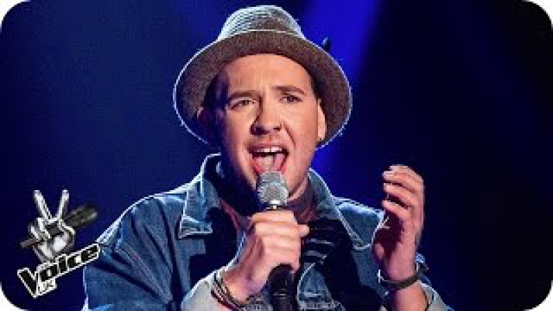 Deano performs 'You Do Something To Me' The Voice UK 2016 Blind Auditions 3