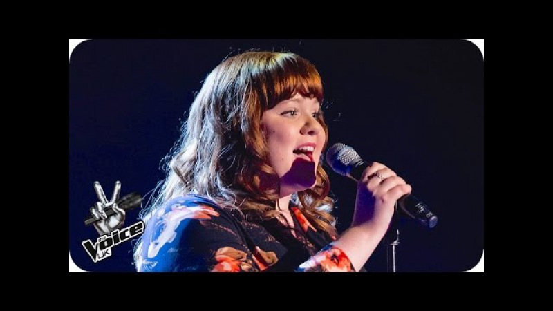 Heather Cameron-Hayes performs 'Life On Mars' - The Voice UK 2016: Blind Auditions 4