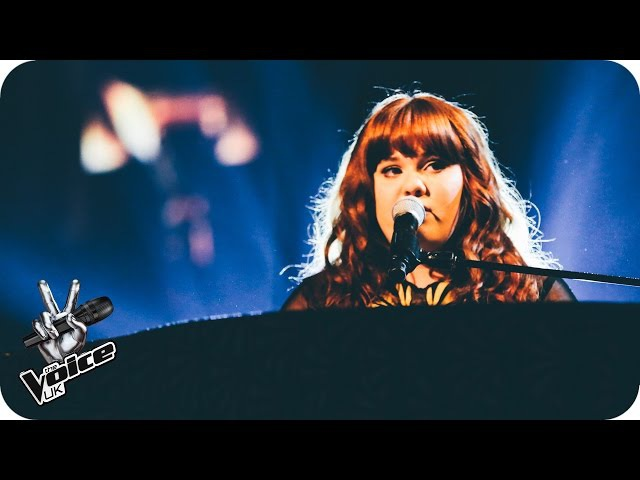 Heather Cameron-Hayes performs 'Sorry': The Live Semi-Final - The Voice UK 2016