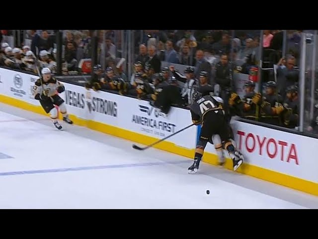 Sbisa lines up Kuraly wipes him out with huge check