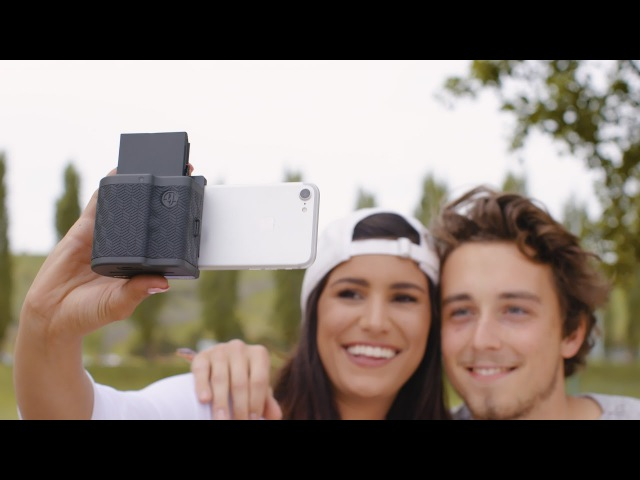 Prynt-Pocket I Представляем новый мгновенный фотопринтер