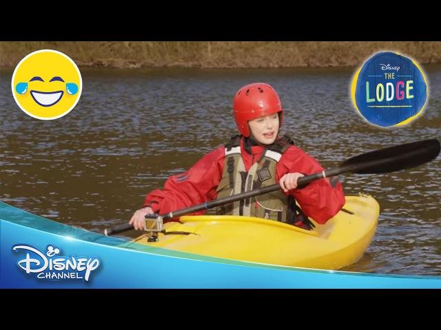 The Lodge - Na ratunek. Oglądaj tylko w Disney Channel!