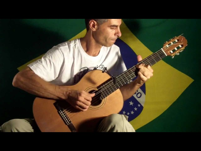 Desafinado Tom Jobim Bossa nova guitar finger style arrangement by Hagai Rehavia