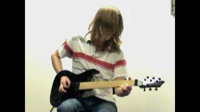 Heavy Blues Jam - Sam Coulson