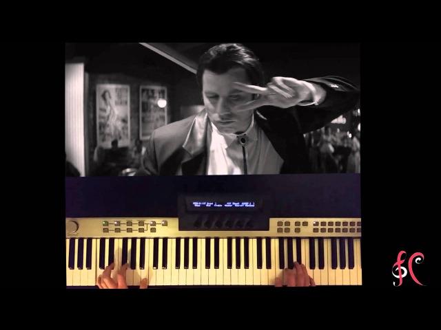 Chuck Berry . You never can tell (C'est la vie) . Solo Piano
