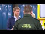 Heads Together  Prince Harry kicks off conversations on Time To Talk Day