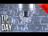 Stringy Chips Wrapped Around Your Tools Mark Has a Solution! Haas Automation Tip of the Day
