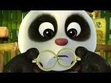 Новые мультики для детей - Кротик и Панда - Очки + Исполнение желаний