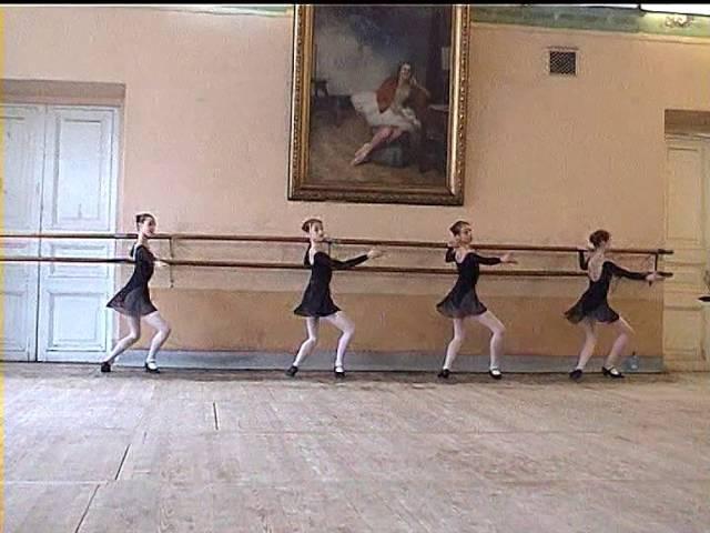 Yulia Stepanova Bolshoi Ballet Principal Ballerina 2004 Vaganova Character Class Exam