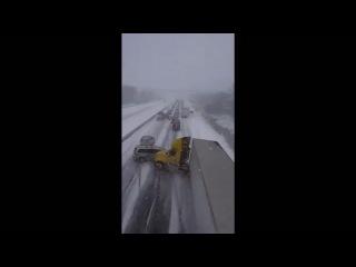 Ледяная дорога