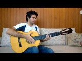 2001 A Space Odyssey Theme Music - Fingerstyle Guitar (Marcos Kaiser) #47