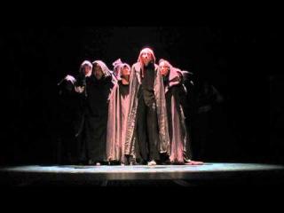 Фрагмент спектакля «Двенадцатая ночь» 6 января 2010 года