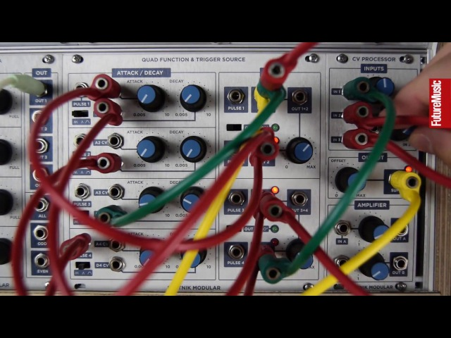 Путешествие в мир West Coast синтеза вместе со Sputnik Modular