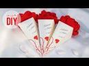[MATRIMONIO FAI DA TE] Tutorial Coni portariso/confetti Rosa - progetto 29