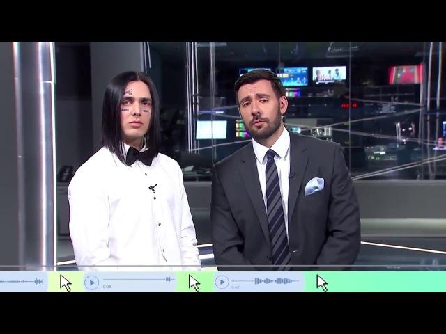 FACE стал гостем программы Дружко Шоу NEWS RAP
