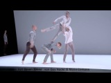 FALL SEVEN TIMES by GNMC Guy Nader Maria Campos with tanzmainz