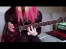 CHILDREN OF BODOM - Are you dead yet? guitar by Alex Schmeia