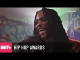 Waka Flocka Flame BET Hip Hop Awards 2017 Instabooth Freestyle