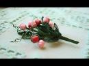 ✽Квиллинг пошагово✽ Веточка с ягодами подробно!