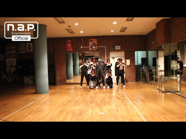 HIGH4 'D.O.A. (Dead or Alive)' 안무 영상 (Dance Practice)