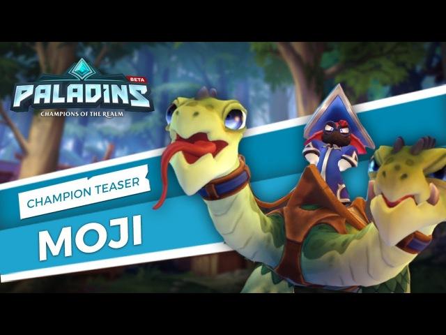 Paladins - Champion Teaser - Moji and Friends