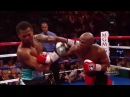 Floyd Mayweather vs Shane Mosley Best Highlights HD