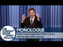 White House Scales Back Birth Control Coverage, Red Sox Blow 15K on Booze - Monologue