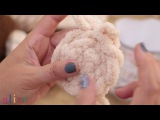 Alize Puffy ile Amigurumi Oyuncak Yapımı-Making Amigurumi Toy with Alize Puffy