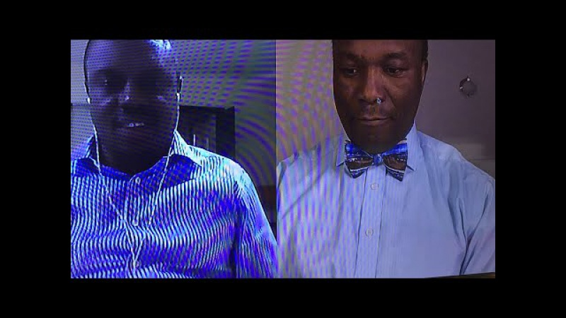 LIBYA - CAMPAIGN AGAINST CORRUPTION IN NIGERIA with Peter Okrosa 2017-12-28