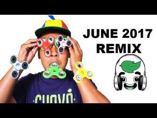 GUAVA JUICE REMIX | June 2017 (Fidget Spinner Edition)