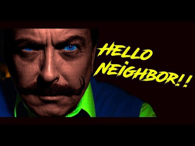 HELLO NEIGHBOR: The film (Live Action) Iron Horse Cinema.