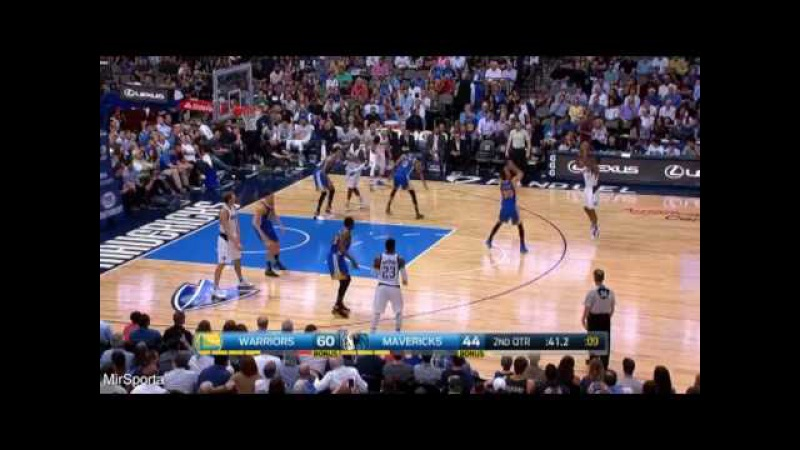 Dallas vs Golden State Баскетбол. НБА. Даллас Маверикс - Голден Стейт Ворриорз 22.03.2017