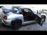 SUZUKI Cappuccino 13BT rotary Engine Swap 380ps ART ENGINE
