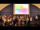 English Show Song Festival 2017  7B Form / Hallelujah I love Her So