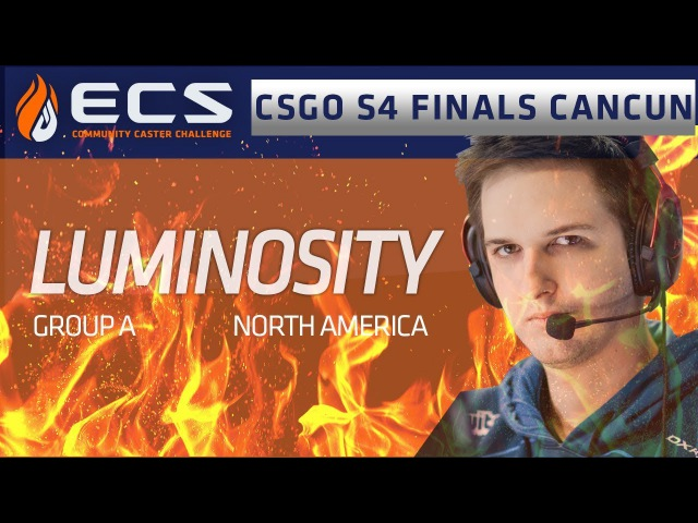 Luminosity - Well see you at the finals! (ECS S4 Finals)