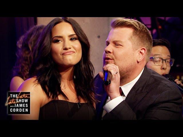 Divas Riff-Off w/ Demi Lovato