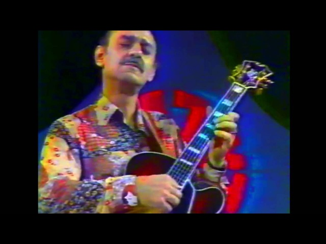 Joe Pass & NHOP - Live at Antibes, France 1979 (part1, Audio Only)