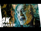 PIRATES OF THE CARIBBEAN 5 DEAD MEN TELL NO TALES - First Trailer (Ultra HD 4K)  2017