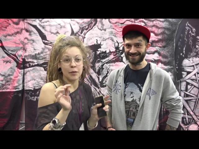 ZBT live 7 Московская тату конвенция. День второй: утро