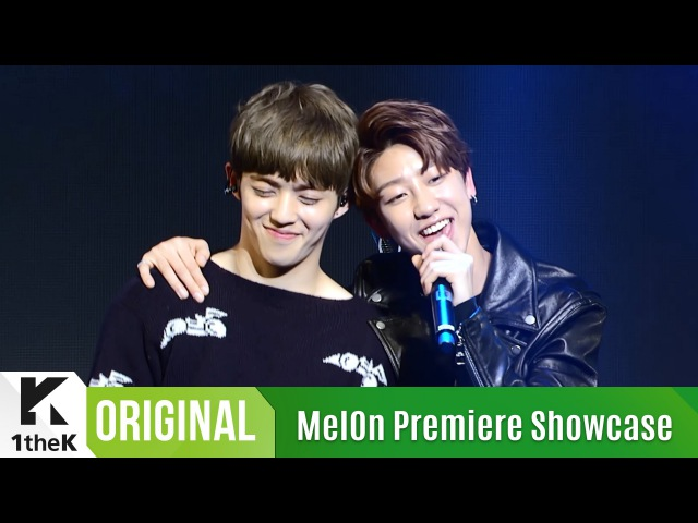 [MelOn Premiere Showcase] SEVENTEEN(세븐틴) _ Drift Away(떠내려가)