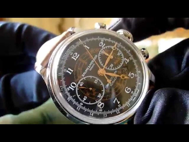 Baume et Mercier Capeland Chronograph Flyback 10068 BAUME ET MERCIER
