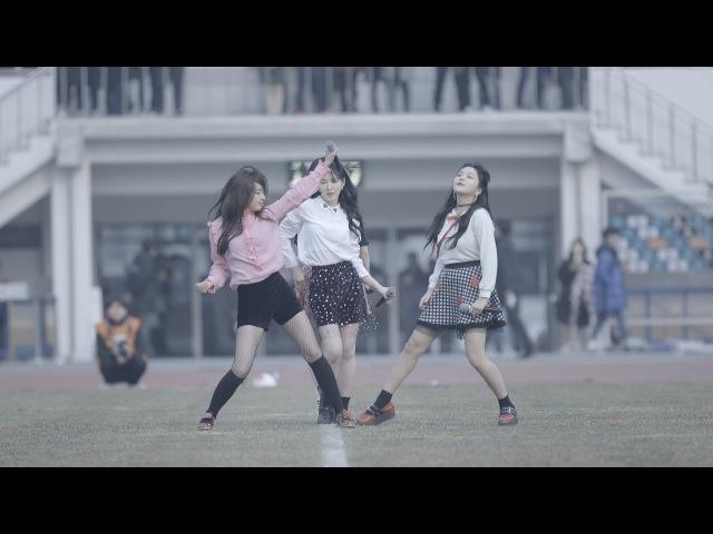 원본 (no color grading) Ver. [4k Fancam직캠]170305 레드벨벳 (Red Velvet) - Rookie(루키) @안양종합운동장 축구